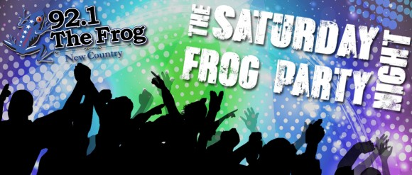 Saturday Night Frog Party